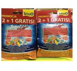 TETRA  2+1 GRATIS - pokarm dla ryb w chipsach 12 g.