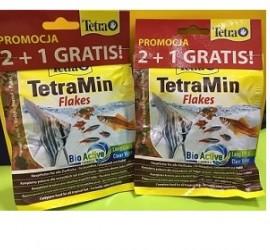 TETRA  2+1 GRATIS - pokarm dla ryb w płatkach 12 g.