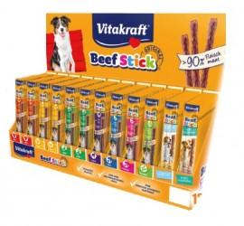 VITAKRAFT Beef Stick - mięsne kabanosy dla psów