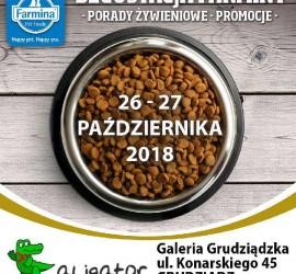 SPOTKANIE Z FARMINĄ 26 - 27.10 !