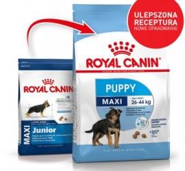 ROYAL CANIN Maxi Puppy 15 kg - karma dla szczeniąt większych ras