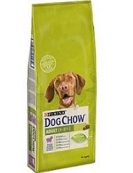 PURINA DOG CHOW  Adult Lamb & Rice 11 + 3 kg - sucha karma dla dorosłych psów z jagnięciną i ryżem