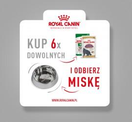 Royal Canin saszetki Kup 6 i odbierz miskę GRATIS
