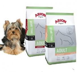 ARION Original Small Breed Lamb&Rice, Salmon&Rice 3kg  - karma dla psów mniejszych ras