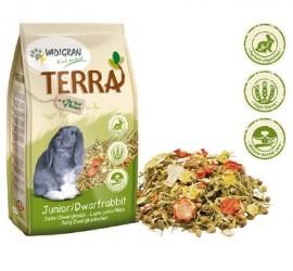 Vadigran Terra Rabbit Junior 1 kg- karma dla młodych królików miniaturowych