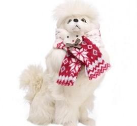 SZALIK dla kota i psa - świąteczna ozdoba