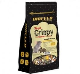 BIOFEED Royal Crispy 750g - karma premium dla szynszyli i koszatniczek