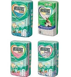 Chipsi Carefresh - celulozowa ściółka dla zwierząt - 5 l