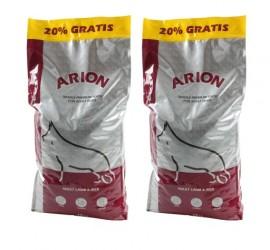 Arion Lamb & Rice teraz 10kg + 2kg GRATIS