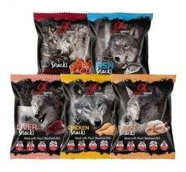 Alpha Spirit- mięsne przysmaki dla psów i kotów 50g