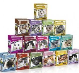 BOZITA - mięsna karma dla kotów, kartoniki 370g