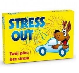 DERMAPHARM Stress Out - tabletki uspakajające dla zwierząt, 10 tabletek