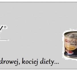 Animonda CARNY - podstawa zdrowej, kociej diety.