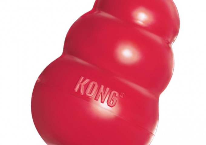 Zabawki Kong