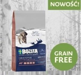 BOZITA Dog Grain Free Mother&Puppy XL 2 kg - bezzbożowa karma dla suk ciężarnych i szczeniąt większych ras