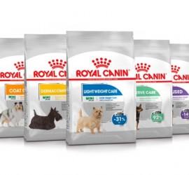 Zadbaj o szczególne potrzeby swojego psa z nową serią Royal Canin Care Nutrition