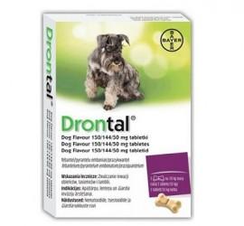 Drontal Tabletka odrobaczająca dla PSA