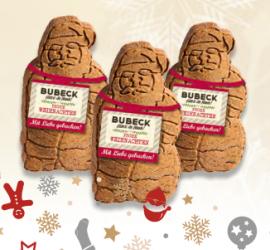 Bubeck ciastka świąteczne w kształcie MIKOŁAJA