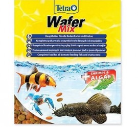 """TETRA  """"Wafer mix"""" 15g -  pokarm w saszece dla ryb przydennych"""
