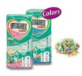 CHIPSI CareFresh 10L - kolorowe podłoża dla gryzoni