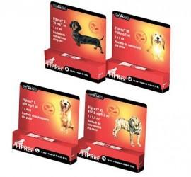 FIPREX - krople dla psów na pchły i kleszcze