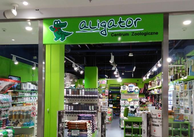 Sklepy Zoo Aligator będą CZYNNE