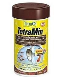 TETRA Min 250 ml - pokarm podstawowy w płatkach dla ryb akwariowych