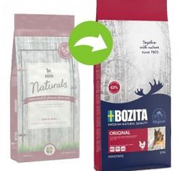 BOZITA Original 12 kg – sucha karma dla psów wszystkich ras
