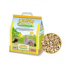 Chipsi Mais - podłoże dla gryzoni, królików i ptaków 10 l