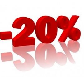 Świąteczny asortyment RABAT -20%