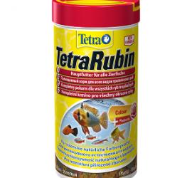 TETRA Rubin 250 ml- pokarm wybarwiający w płatkach dla ryb akwariowych