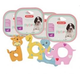 ZOLUX Puppy - zabawki lateksowe dla szczeniąt