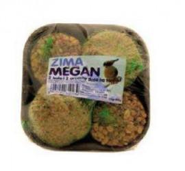 MEGAN 4 kule tłuszczowe 100g - karma dla ptaków zimujących