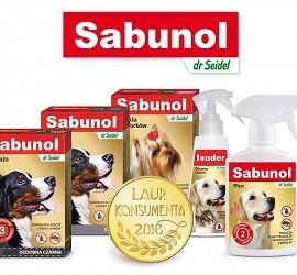 Obroże i Preparaty firmy SABUNOL