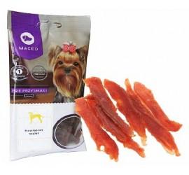 MACED filet z piersi kaczej 60 g - przysmak dla psów małych ras