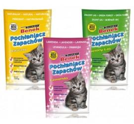 Super Benek Pochłaniacze zapachów do kuwet dla kotów