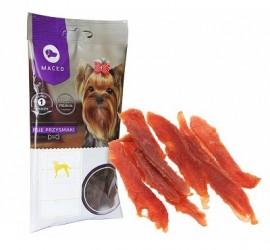 MACED filet z kurczaka 60 g - przysmaki dla psów małych ras