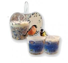 MEGAN dzwonek tłuszczowy 400 g - karma dla ptaków zimujących