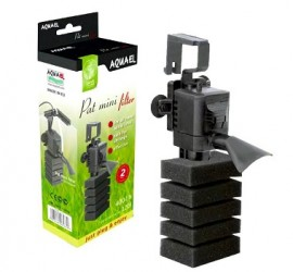 AQUAEL Pat MINI - miniaturowy filtr wewnętrzny