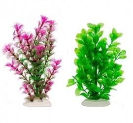 JENECA rośliny - ozdoby do akwarium