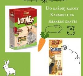 Vitapol Karmeo 1 kg  + smakres w PREZENCIE