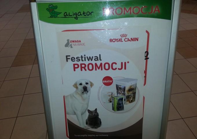 ROYAL CANIN WALKA Z NADWAGĄ!!!